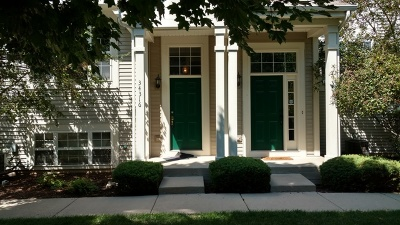 Round Lake Condo/Townhouse Contingent: 34316 North Barberry Road