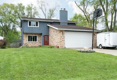 Antioch Single Family Home Price Change: 183 Oakwood Drive