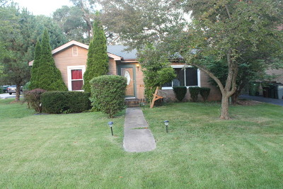 Tinley Park Single Family Home For Sale: 17401 65th Avenue