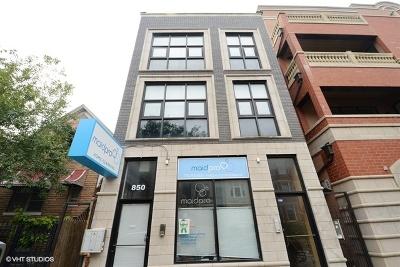 Condo/Townhouse For Sale: 850 North Damen Avenue #2R