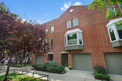 Condo/Townhouse Contingent: 1041 West Berwyn Avenue #-