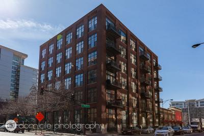 Condo/Townhouse For Sale: 701 West Jackson Boulevard #105L