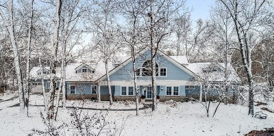 Sugar Grove Single Family Home For Sale: 446 Courtney Circle