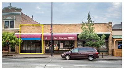 Homewood Commercial For Sale: 18063 Dixie Highway