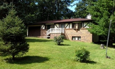 Single Family Home For Sale: 45 Lake Thunderbird Drive