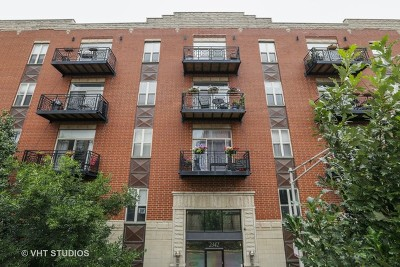 Condo/Townhouse For Sale: 2342 West Bloomingdale Avenue #401