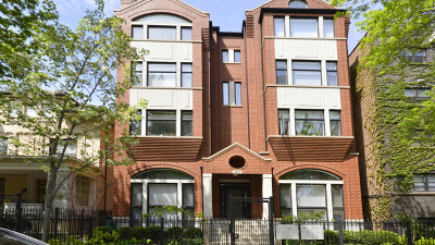 Condo/Townhouse For Sale: 6022 North Kenmore Avenue #1N
