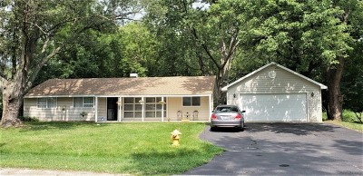 Country Club Hills  Single Family Home Re-Activated: 18145 Thomas Lane