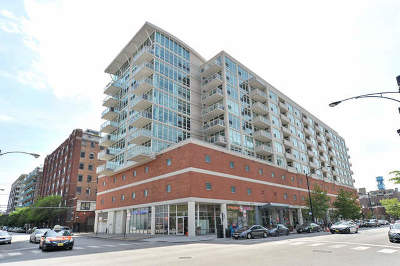 Condo/Townhouse For Sale: 909 West Washington Boulevard #1009