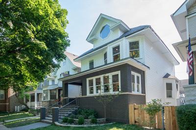 Single Family Home For Sale: 6243 North Magnolia Avenue
