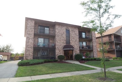 Tinley Park Condo/Townhouse For Sale: 16724 Paxton Avenue #3N