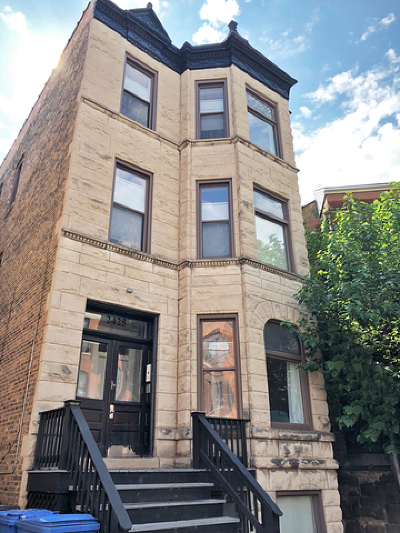 Cook County Multi Family Home For Sale: 2425 North Geneva Terrace