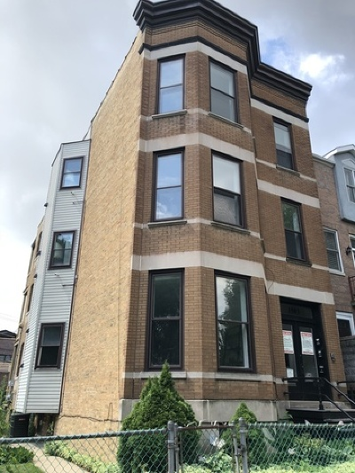 Multi Family Home For Sale: 1503 West George Street