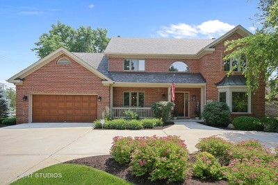 Palos Park Single Family Home For Sale: 13107 South 80th Court