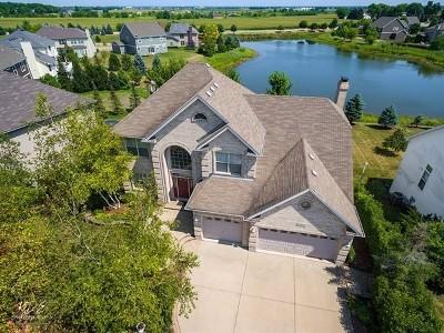 Plainfield Single Family Home New: 13613 Arborview Boulevard