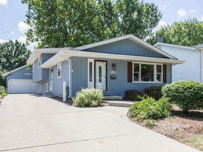 Wheaton Single Family Home For Sale: 1216 Dawes Avenue
