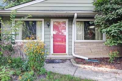 Park Forest Single Family Home For Sale: 274 Rich Road