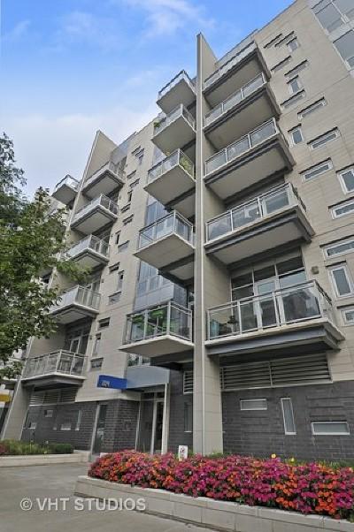 Condo/Townhouse New: 1124 West Adams Street #PHW