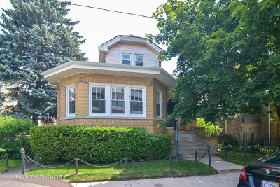 Chicago Residential Lots & Land For Sale: 1231 West Lill Avenue
