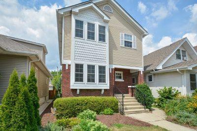 Brookfield Single Family Home For Sale: 3318 Elm Avenue
