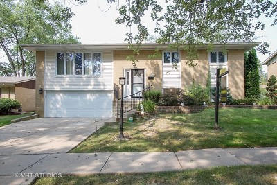 Oak Forest Single Family Home For Sale: 15140 Willow Lane