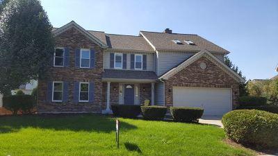 Ashbury Single Family Home For Sale: 3027 Bennett Drive