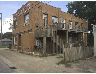 Crest Hill Multi Family Home For Sale: 1716 North Broadway Street