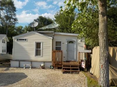Wilmington Single Family Home For Sale: 40 Dinosaur Road