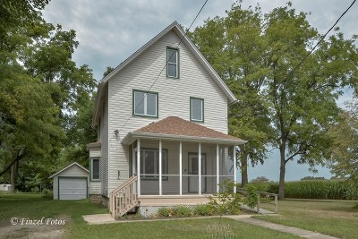 Genoa Single Family Home Contingent: 331 North State Street