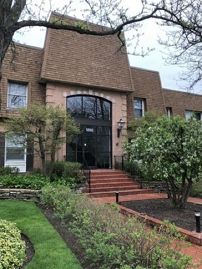 Highland Park Condo/Townhouse Price Change