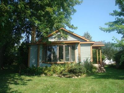 Johnsburg Single Family Home For Sale: 1809 West Sunnyside Beach Drive