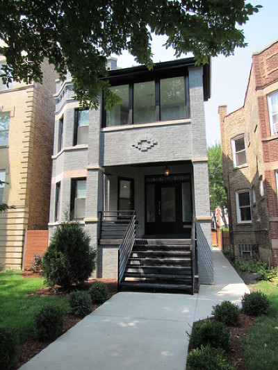 Single Family Home For Sale: 4206 North Sawyer Avenue
