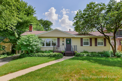 Wheaton Single Family Home New: 508 Pershing Avenue