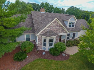 St. Charles Single Family Home New: 7n872 Cloverfield Circle