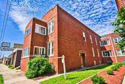 Condo/Townhouse For Sale: 4028 North Central Avenue #1W