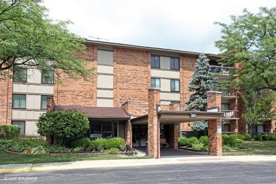 Willowbrook Condo/Townhouse For Sale: 77 Lake Hinsdale Drive #210