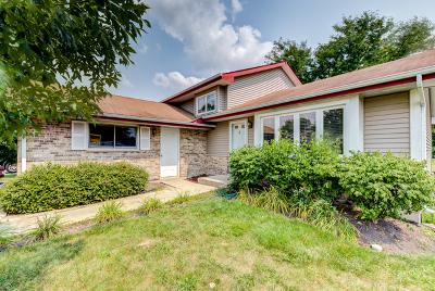 Hanover Park Single Family Home For Sale: 7559 Kingsbury Drive