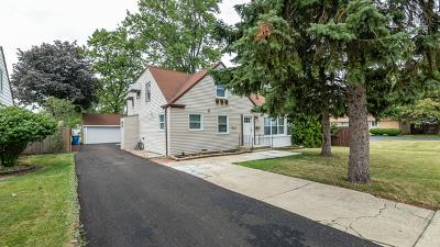 Melrose Park Single Family Home New: 920 North Roberta Avenue