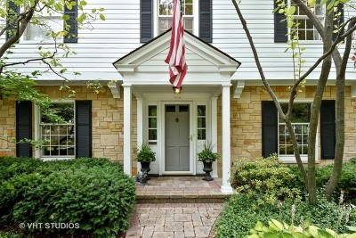 Arlington Single Family Home For Sale: 523 South Beverly Lane