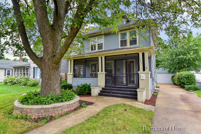 Batavia Single Family Home For Sale: 505 Church Street