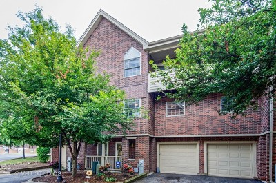 Crystal Lake Condo/Townhouse For Sale: 27 Bryant Court