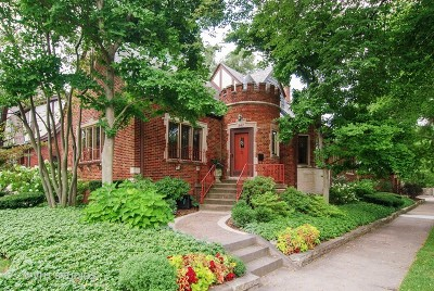 Oak Park Single Family Home Contingent: 947 Marion Street