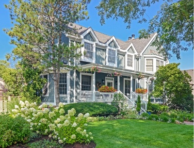 Hinsdale Single Family Home For Sale: 724 South Quincy Street