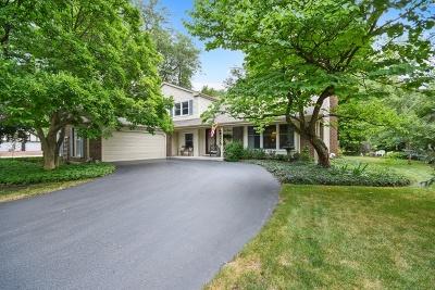 Geneva Single Family Home Price Change: 115 South Cambridge Drive