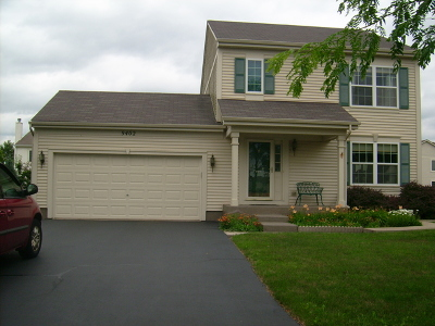 Huntley Single Family Home For Sale: 9402 Bristol Lane