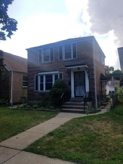 Cicero Single Family Home For Sale: 3828 South 59th Court