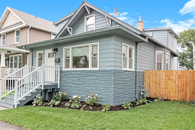 Forest Park Single Family Home For Sale: 1112 Elgin Avenue