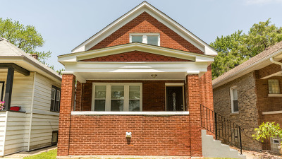 Chicago IL Single Family Home New: $279,000