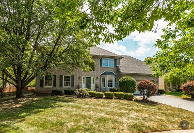 Single Family Home Contingent: 2708 Gleneagles Court