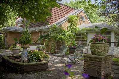Single Family Home For Sale: 5350 North Hoyne Avenue